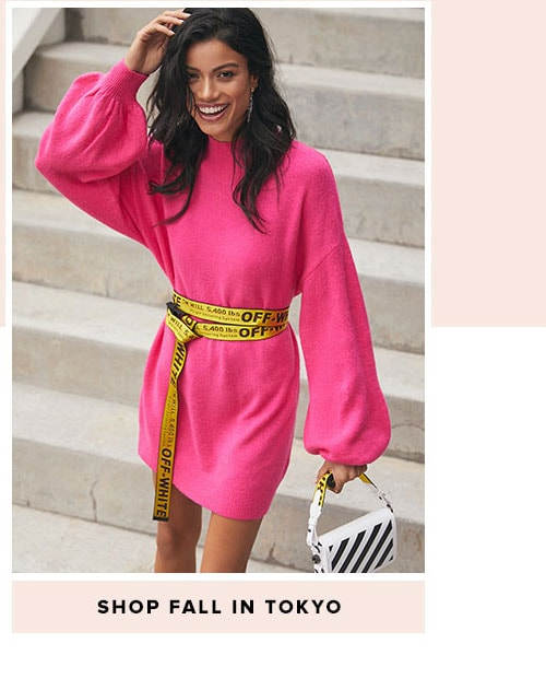 Fall Around the World. How to style yourself this season, whether you're chilling in LA or wandering the streets in Paris. Shop fall in Tokyo.