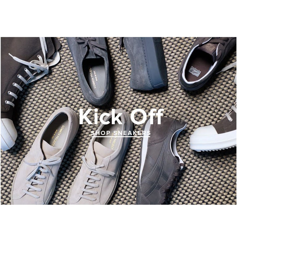 Kick Off - Shop Sneakers