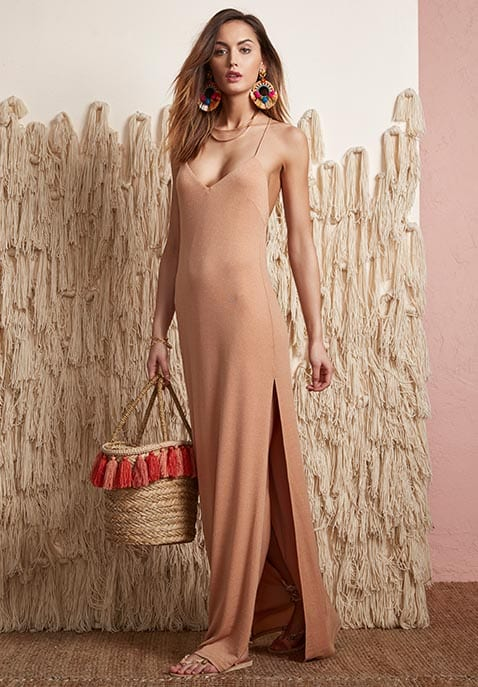 x REVOLVE In The Deep Maxi Dress