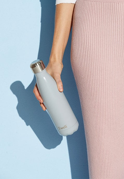 Satin 17oz Water Bottle