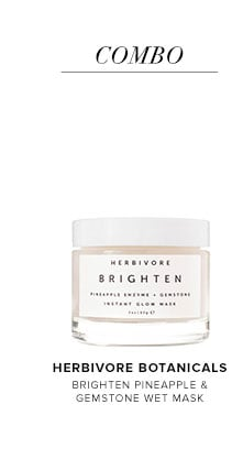 Brighten Pineapple & Gemstone Wet Mask