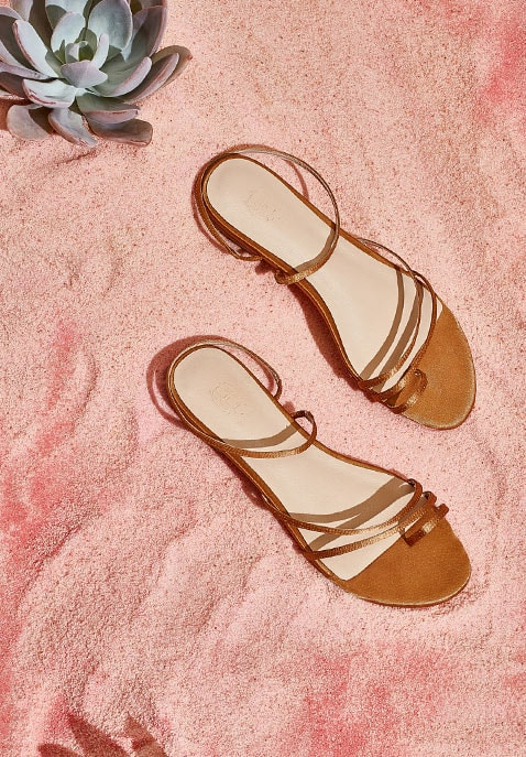25a1200a19ac x House Of Harlow 1960 Isolla Sandal. Shop The Look. RAYE