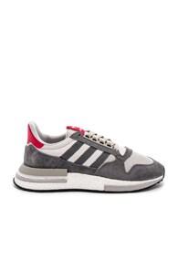 Adidas Originals Zx 500 Rm In Gray