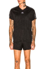 Adidas Originals By Alexander Wang ADIDAS BY ALEXANDER WANG JERSEY IN BLACK