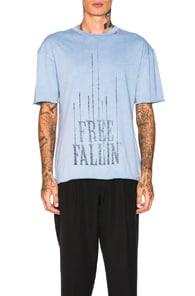 ALCHEMIST Alchemist Free Fallin T-Shirt - Blue
