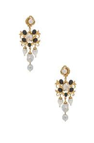CHRISTIE NICOLAIDES Christie Nicolaides Ariadne Earrings In Metallic Gold