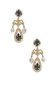 CHRISTIE NICOLAIDES Christie Nicolaides Liliana Earrings In Metallic