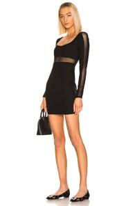 Cinq À Sept Dresses CINQ A SEPT CELIA DRESS IN BLACK.