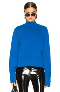 Cotton Citizen COTTON CITIZEN MILAN SWEATSHIRT IN SAPPHIRE