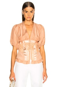 ICONS Corset Top in Nude
