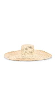 Lola Hats LOLA HATS PERGOLA HAT IN NUDE.