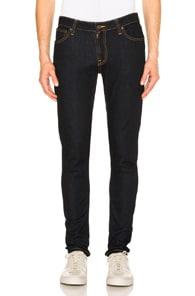 NUDIE JEANS Nudie Jeans Co Skinny Lin Jeans - Blue