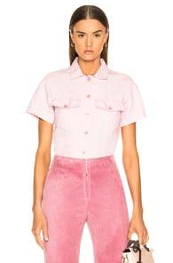 Sies Marjan Nico Pocket Button Shirt