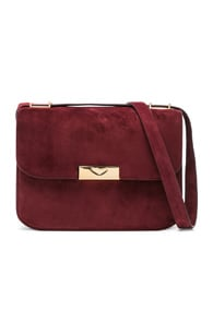 Victoria Beckham Eva Shoulder Bag - Red