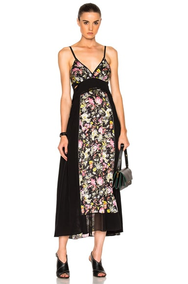 Meadow Flower Maxi Dress