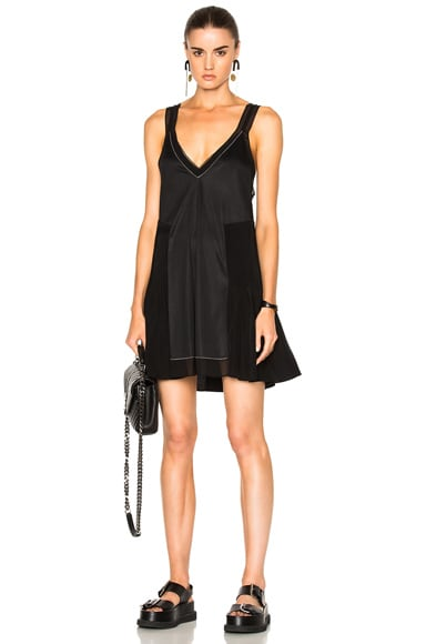 3.1 phillip lim Tank Dress in Black
