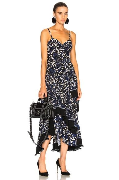 Painted Dot Dress