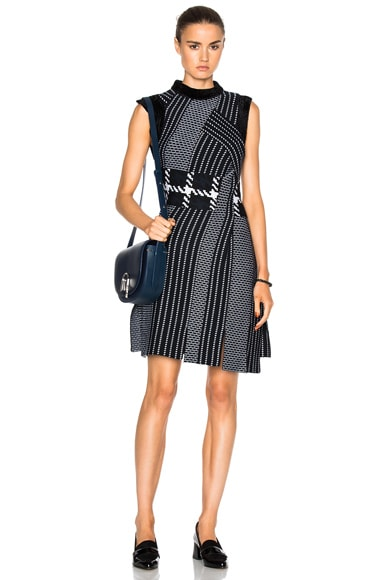 3.1 phillip lim Jacquard Tank Dress in Sapphire