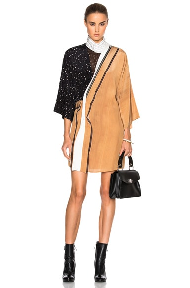 3.1 phillip lim Kimono Dress in Oak