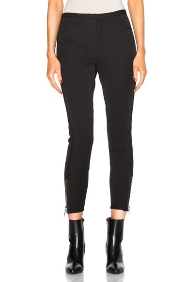 3.1 phillip lim Jodhpur Ankle Zip Pants in Black