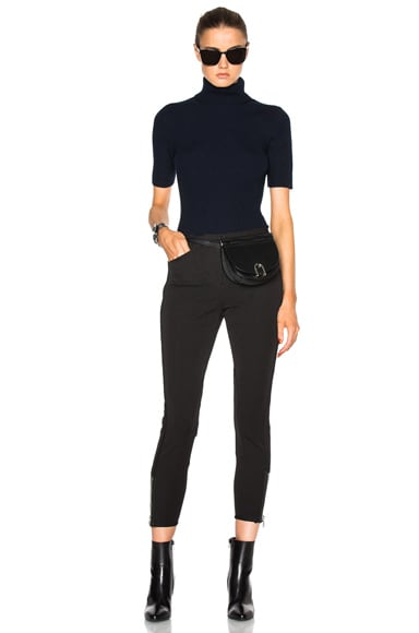 Jodhpur Ankle Zip Pants