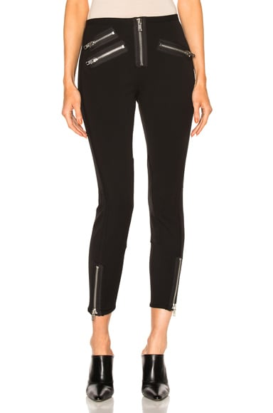 3.1 phillip lim Moto Legging in Black