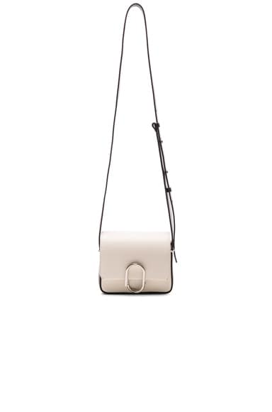 3.1 phillip lim Alix Mini Crossbody Bag in Black & Off White