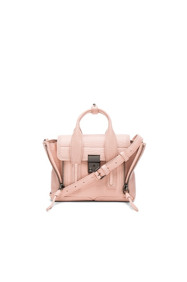 3.1 phillip lim Pashli Mini Satchel in Petal
