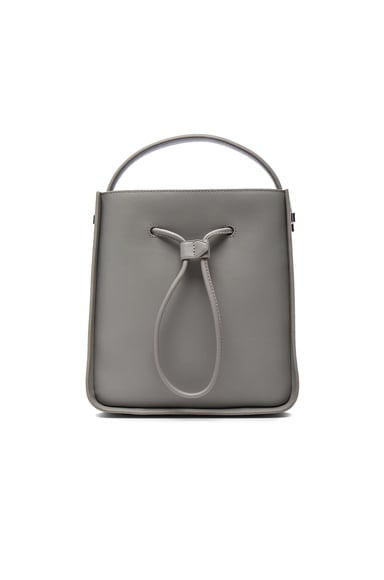3.1 phillip lim Small Soleil Bucket Bag in Cement