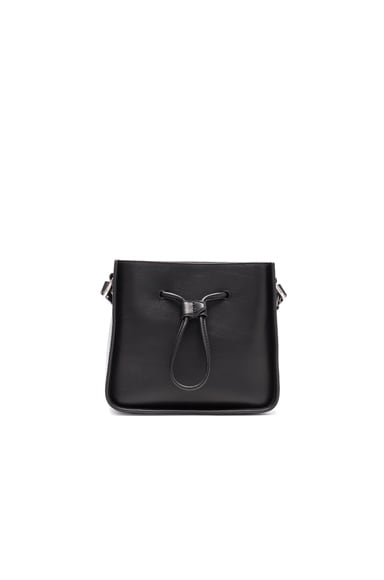 3.1 phillip lim Soleil Mini Bucket Bag in Black