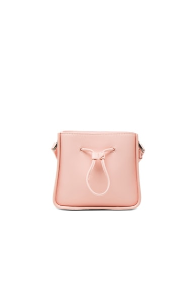 3.1 phillip lim Soleil Mini Bucket Bag in Light Pink
