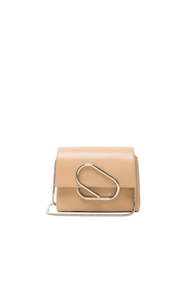 3.1 phillip lim Alix Micro Crossbody Bag in Fawn
