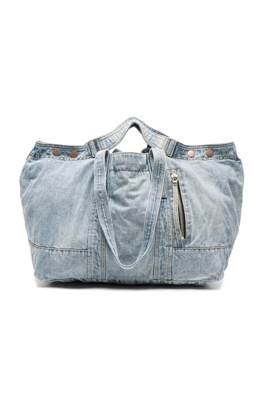 3.1 phillip lim Field Tote in Light Blue