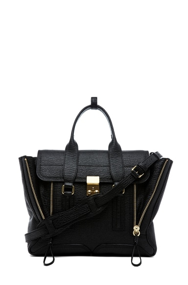 3.1 phillip lim Medium Pashli Trapeze in Black