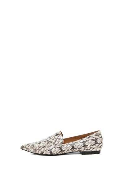 Spade Loafer Flat