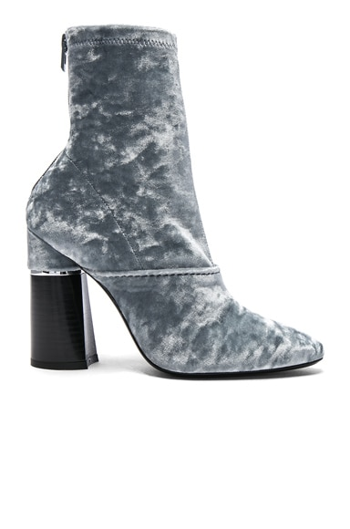 Kyoto Velvet Boots