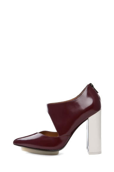 Kadie Cut Out Bootie