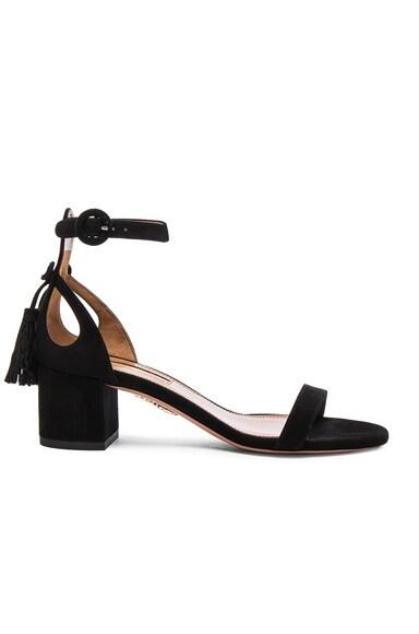 Pixie Suede Sandals