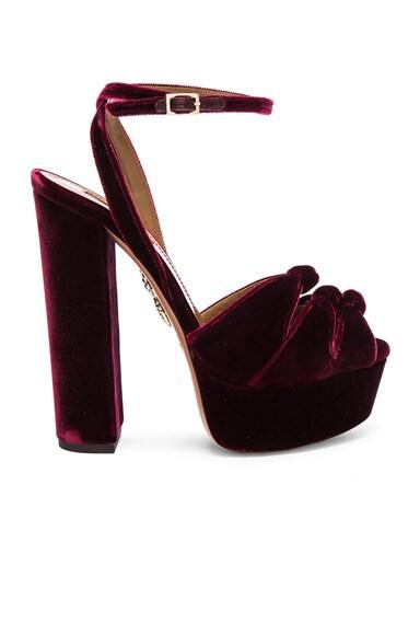 Velvet Mira Platform Heels