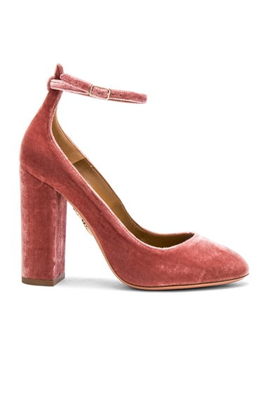 Velvet Alix Pumps