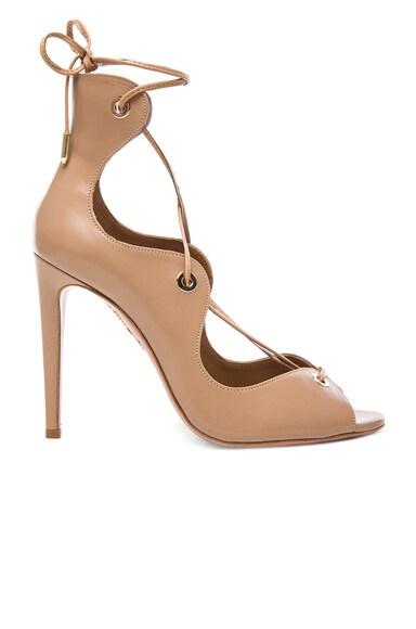 Tango Leather Heels