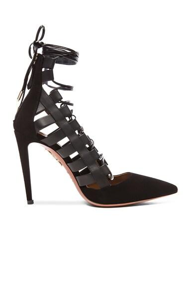 Amazon Leather & Suede Heels