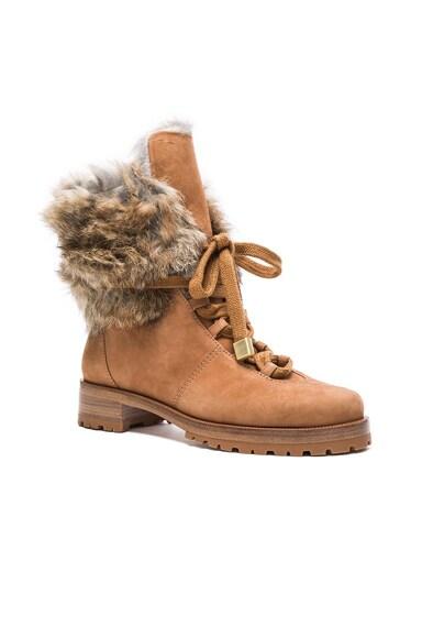 Winter Benjamin Suede Boots