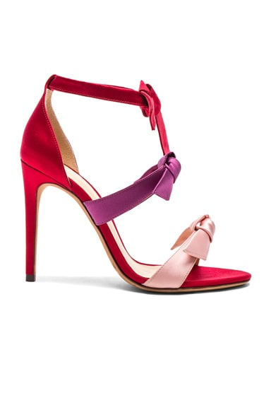 Satin Lolita 100 Sandals