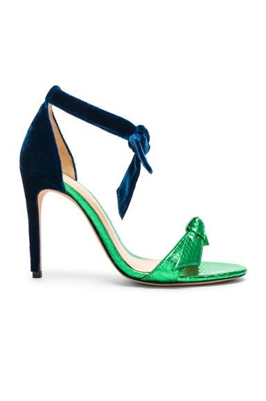 Velvet & Watersnake Clarita Sandals