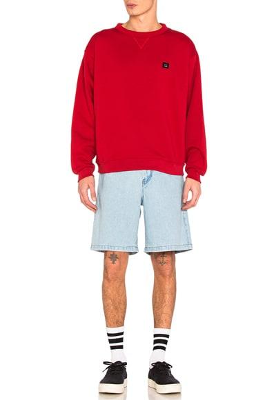 Allan Denim Shorts