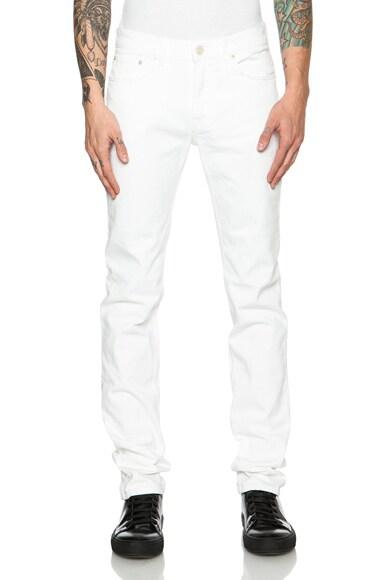 Acne Studios Ace in White