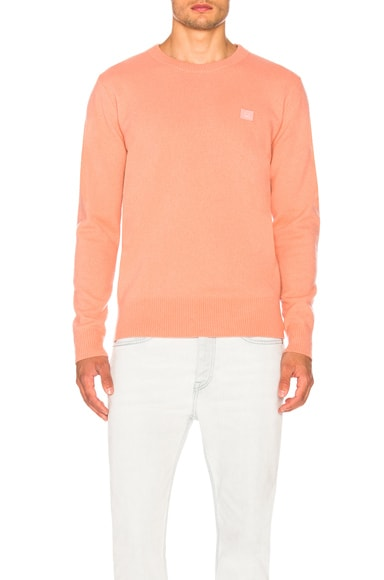 Nalon Face Pullover Sweater