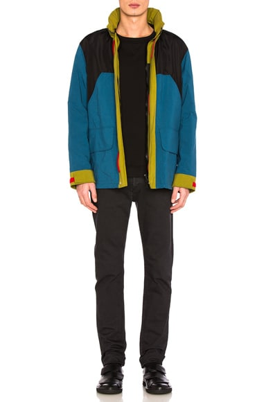 MT2002 Combo Jacket