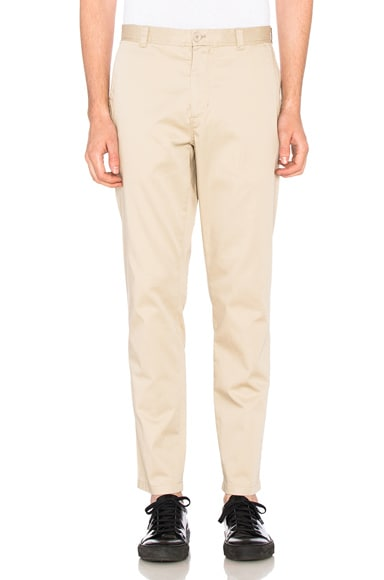 Alfred Satin Trousers